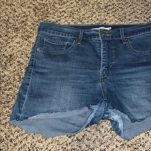 Levi's Denim Shorts Size 31